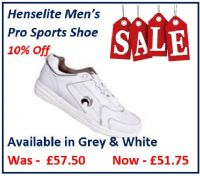 Henselite Men's Pro Sports Shoe